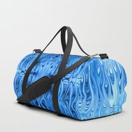 Frozen Squid by Chris Sparks Duffle Bag