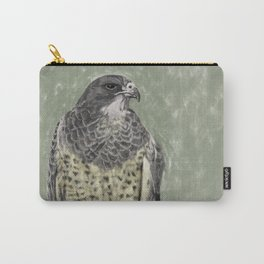Black-chested buzzard-eagle (Geranoaetus melanoleucus) Carry-All Pouch