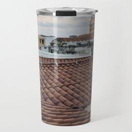 Cartagena Window Views Travel Mug