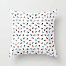 Bugs Bugs Bugs! Throw Pillow