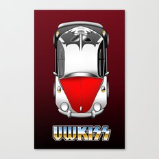 VWKiss 1 Canvas Print