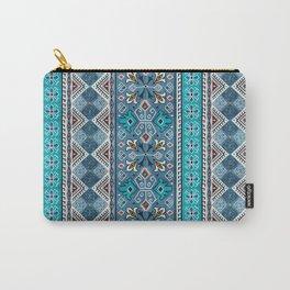 Grand Bazaar - Blue Carry-All Pouch