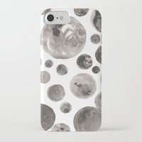planets iPhone & iPod Cases featuring Planets by Dreamy Me