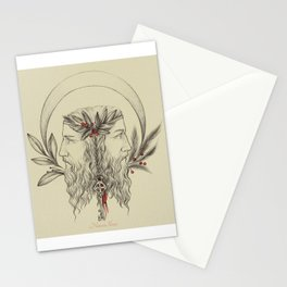 Janus Bifrons Stationery Cards