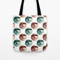 lizard Tote Bags featuring Lizard by AhaC