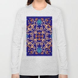 CA Fantasy Deep Blue-Color series #5 Long Sleeve T-shirt