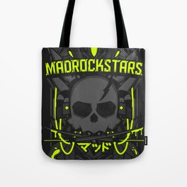 Mad is Dead Tote Bag