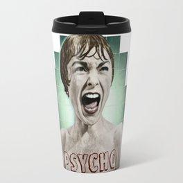 Alfred Hitchcock- Psycho Travel Mug