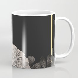 Flowers on a winter night Coffee Mug