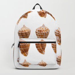 Seashells collection Backpack
