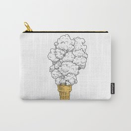 Volcano ice cream Carry-All Pouch
