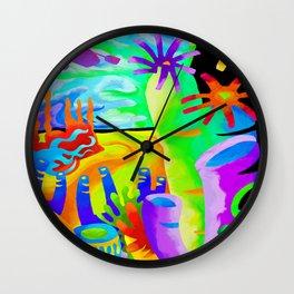 Submarine Joy Wall Clock