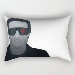 T800 - Terminator Rectangular Pillow