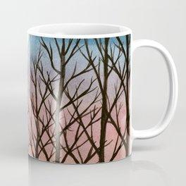 """""""Trees at Dusk"""" Coffee Mug"""