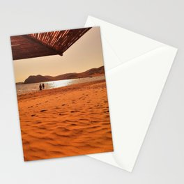 Hot Sand Stationery Cards