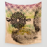 arab Wall Tapestries featuring Patterned to Win by Bestree Art Designs