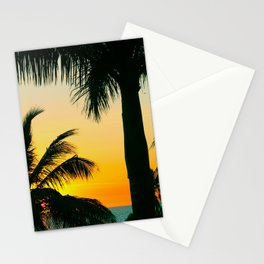 Tropical Afternoons Stationery Cards