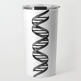DNA double helix Travel Mug