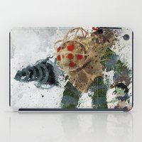 bubbles iPad Cases featuring Bubbles by Melissa Smith