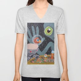 Farm Fresh Unisex V-Neck
