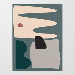 // Shape study #21 Poster