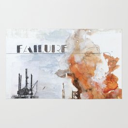 F is for Failure Rug