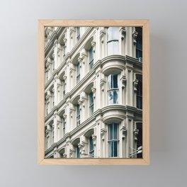 FiDi Architectural Framed Mini Art Print