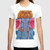 ganesh T-shirts featuring Ganesh by Jaclyn Sage