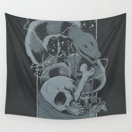 Eelectric Wall Tapestry