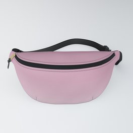 Smoky pink ombre . Fanny Pack