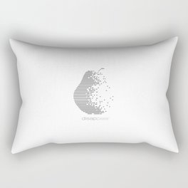 disap::pear Rectangular Pillow