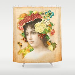 Opis Shower Curtain