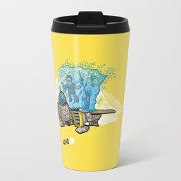Our Gelatinous Leader Travel Mug