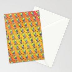 Skull Slice II Stationery Cards