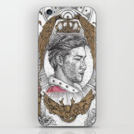 The Royalty iPhone Skin