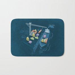 Game Port Bath Mat