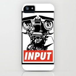 INPUT iPhone Case