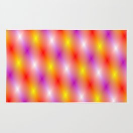 The lights of show business Rug