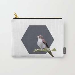 Spotted flycatcher Carry-All Pouch