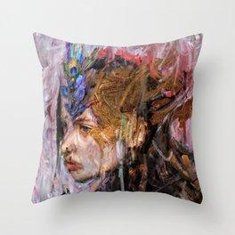 Scopic Throw Pillow