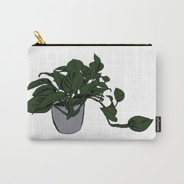 Devil's Ivy Carry-All Pouch
