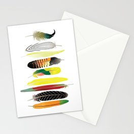 Shake Your Tail Feather Stationery Cards