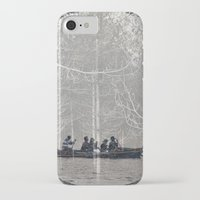 moonrise iPhone & iPod Cases featuring MOONRISE by Mari