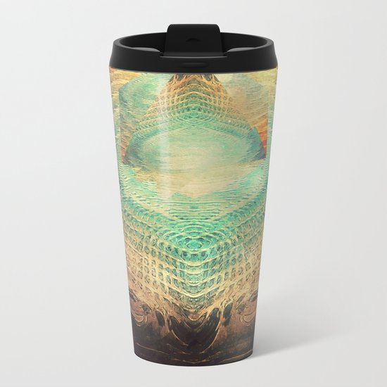 kryypynng dyyth Metal Travel Mug