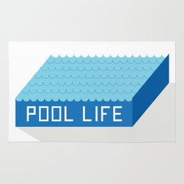 Pool Life Vol 2 Rug