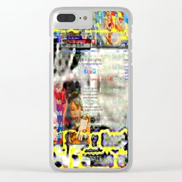 Reality Caustic Clear iPhone Case