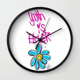 G-Dragon Youth-Flower V1 Wall Clock