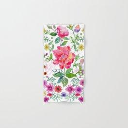 Bowers of Flowers Hand & Bath Towel