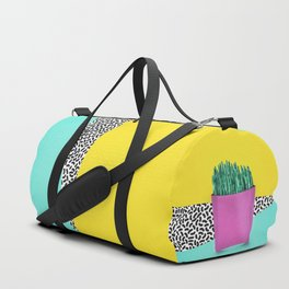 Cactus Fries 90s Style Duffle Bag
