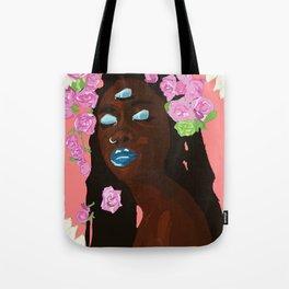 world (rose) Tote Bag